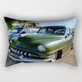 The Old Style Rectangular Pillow