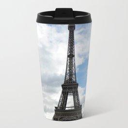 Eiffel Tower in the Spring Metal Travel Mug
