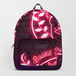 Neon Lights Backpack