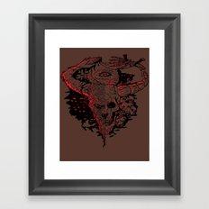 Minotaur Framed Art Print