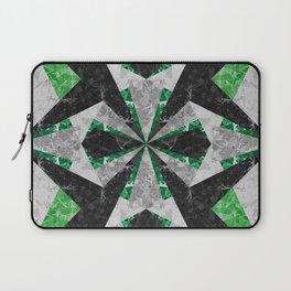 Marble Geometric Background G439 Laptop Sleeve