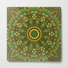 Mosaic 4f Metal Print