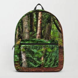 The Enchanted Way - Canadian Wilderness Forest Backpack