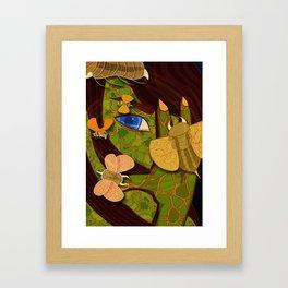 Morbid (04) Framed Art Print