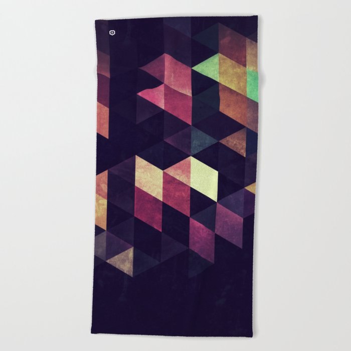 CARNY1A Beach Towel