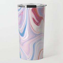 Marble  ice-cream Travel Mug