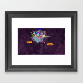 At dawn of time (7) Framed Art Print