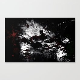 Experimental Photography#8 Canvas Print