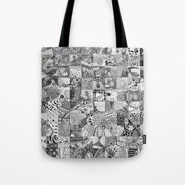 Doodling Together #2 Tote Bag
