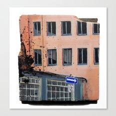 Landscape V Canvas Print