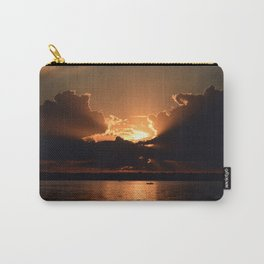 Fisherman Sunset Carry-All Pouch