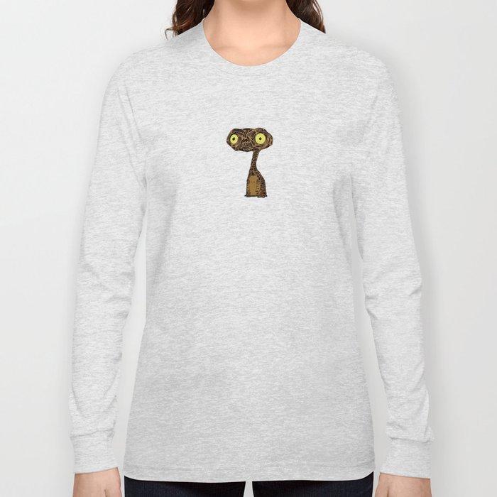 Grumpy E.T. Long Sleeve T-shirt