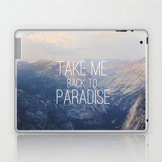 Yosemite Paradise  Laptop & iPad Skin