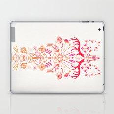 La Vie & La Mort – Pink & Orange Ombré Laptop & iPad Skin