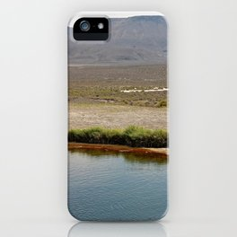 Alvord iPhone Case