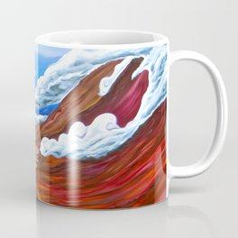 Together At Haleakalā Coffee Mug