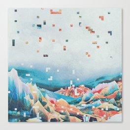 NXTA Canvas Print