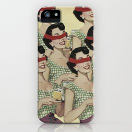 Do I Have To Become a Housewife? iPhone Case