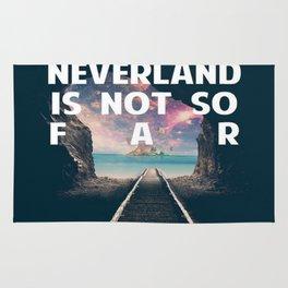 Take Me To Neverland Rug