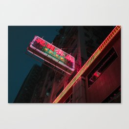 Subliminal Canvas Print