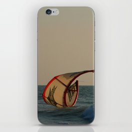 Kitesurfer Down Mandrem iPhone Skin