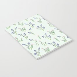 Lavender and Thyme Notebook