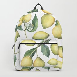 Lemon Fresh Backpack