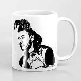 CHRISTMAS GIFTS AND GET WITH THE WEEKEND FROM MONOFACES Coffee Mug