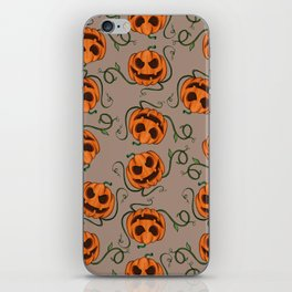 We are the pumpkins iPhone Skin