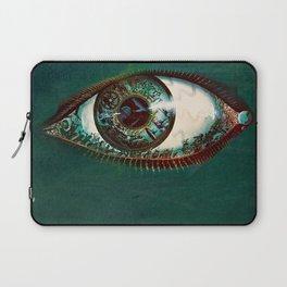 All Seeing Eye, God, Universal Intelligence, Laptop Sleeve