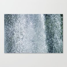 Dancing Water IV Canvas Print