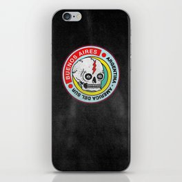 sudamerica iPhone Skin