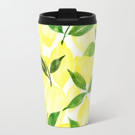 Happy Citrus Travel Mug