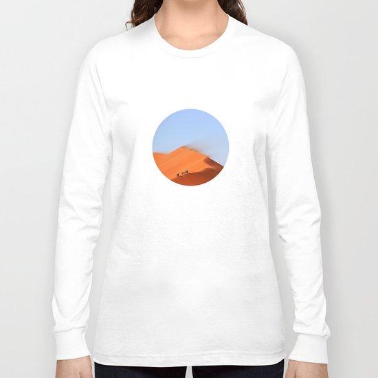 Never Stop Exploring Long Sleeve T-shirt
