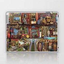 The Museum Shelf Laptop & iPad Skin