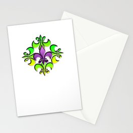 Five Nola Flowers Stationery Cards