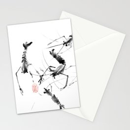 Family circus Stationery Cards