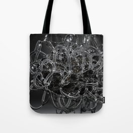 Divine Shield II, Detail Tote Bag