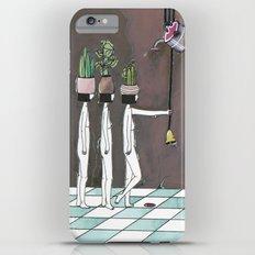 wait your turn iPhone 6 Plus Slim Case