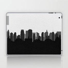 City Skylines: Minneapolis (Alternative) Laptop & iPad Skin
