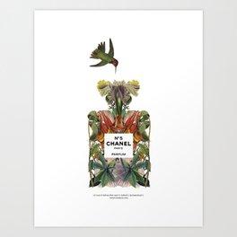 Nº 5 Art Print