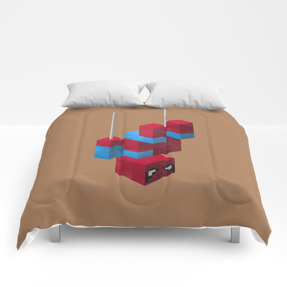 Sensational Spider Man Comforter by Joshbelden CMF932876