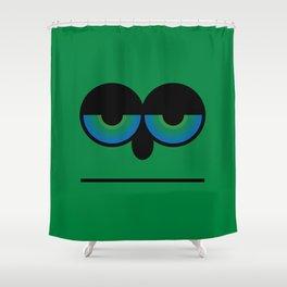 Mister Green Shower Curtain