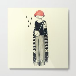 tokyo fashion Metal Print