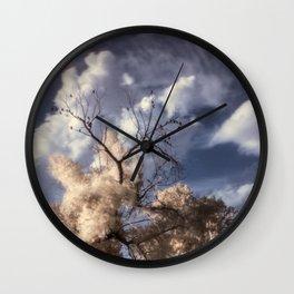 R72: Tree Wall Clock