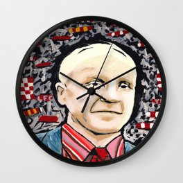 Shanks Wall Clock