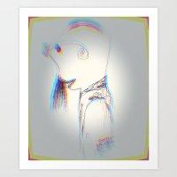 My name is Goor, GoorGoor Art Print