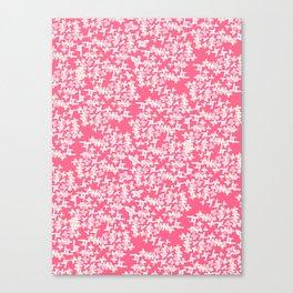 Meringue Crush Strawberry Canvas Print