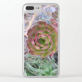Christina Clear iPhone Case