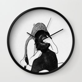 The way to your mind. Wall Clock